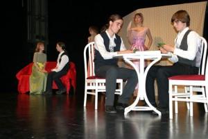 Popołudnie teatralne, foto: Barbara Kościańska