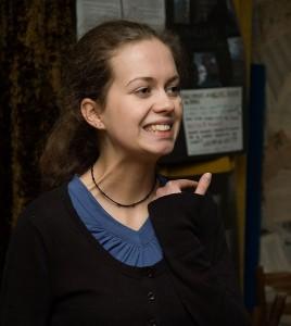 Alicja Żok, foto: Krzysztof Poznański